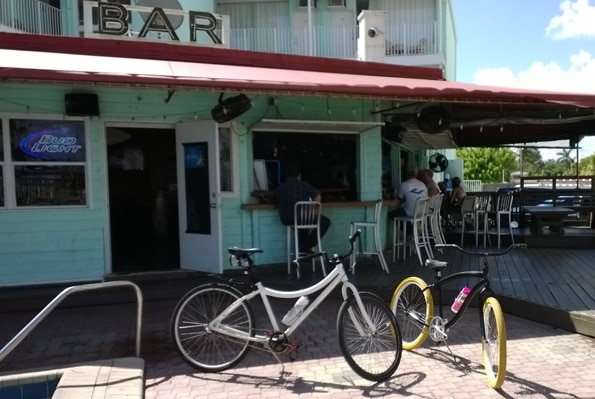 Bike and beer tour of Ft Lauderdale