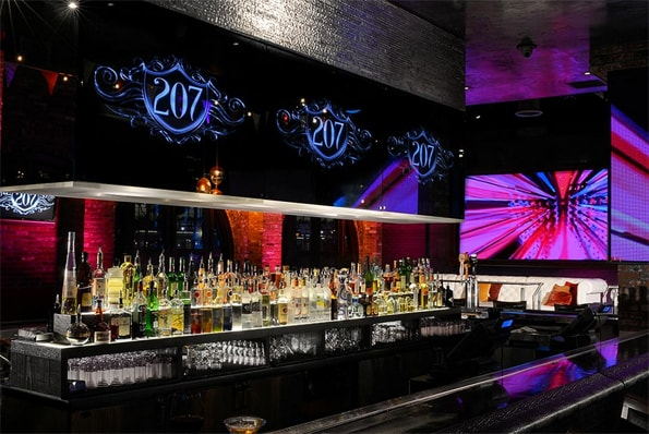 Nightclub at Hard Rock Hotel San Diego