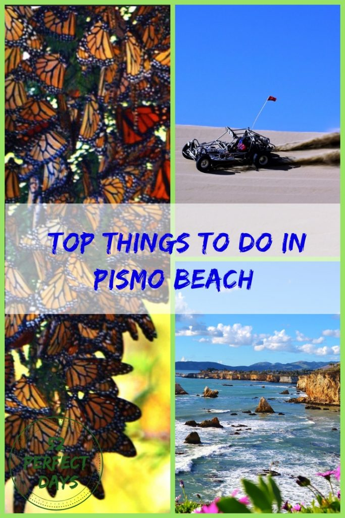 10 Things to do in Pismo Beach