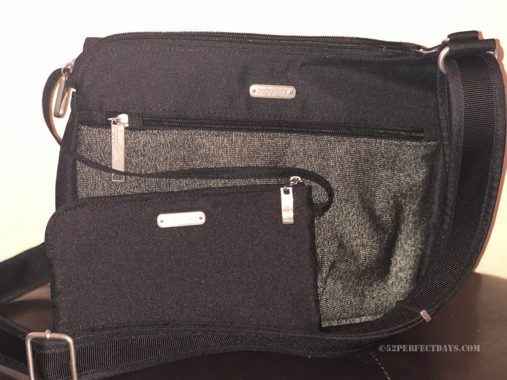 Baggallini anti-theft bag