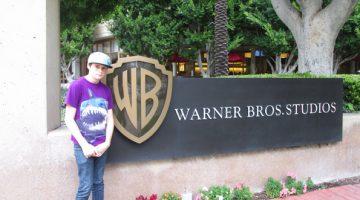 Warner Bros Tour Los Angeles