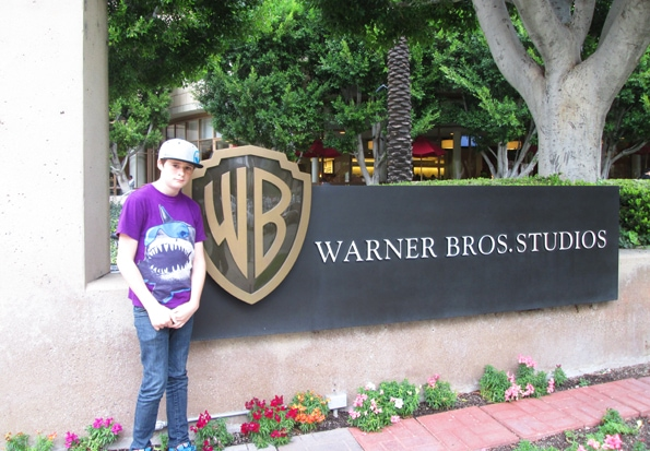 Warner Bros Tour Los Angeles