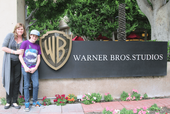 Warner Bros Los Angeles Sign