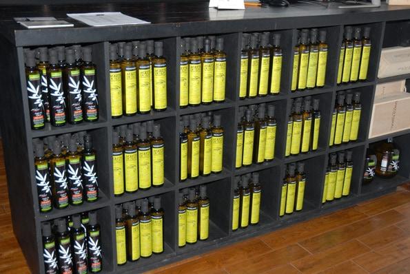 Las Bodegas de Santo Thomas Olive Oil