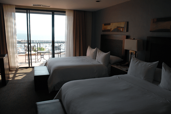 Hotel Coral and Marina room, Ensenada