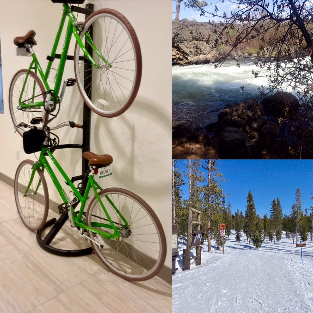 what to do outdoors in Bend, Oregon