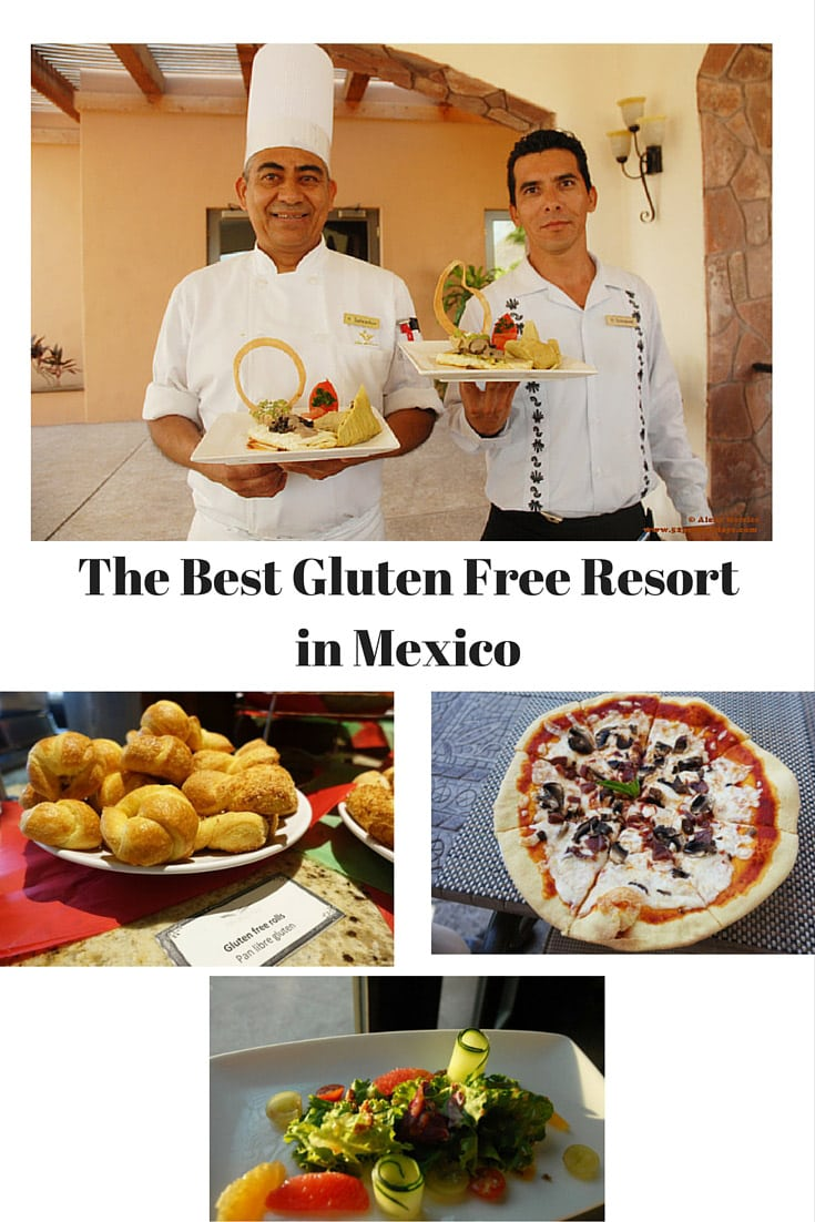 Villa del Palmar: the best gluten free resort in Mexico