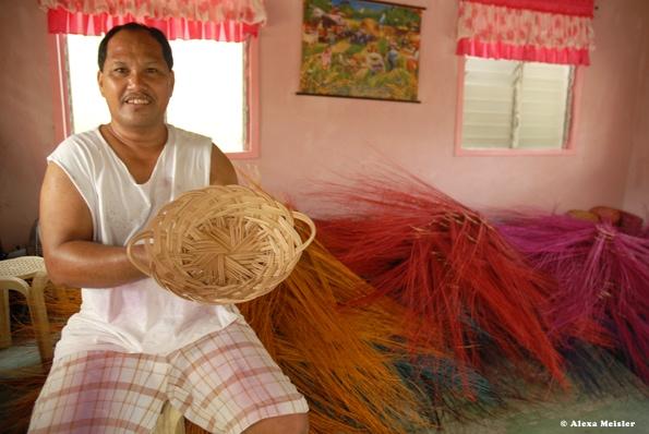 carcar basket weaving.