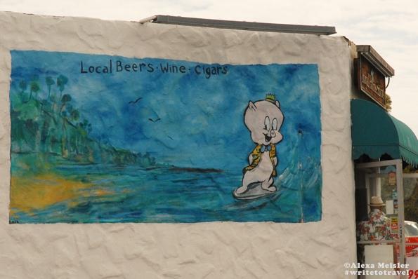 Outdoor Art in Carlsbad, CA