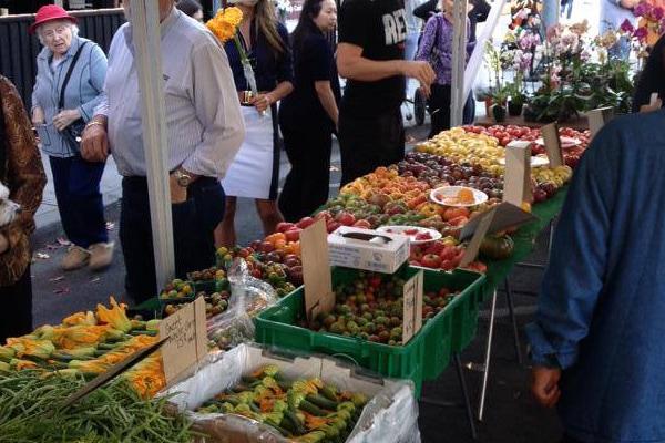 Wednesday State Street Farmers Market