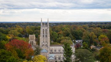 Bryn Athyn Cathedral in Philidelphia