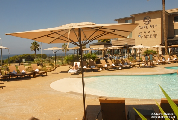 Hotel Review Cape Rey Carlsbad 52 Perfect Days