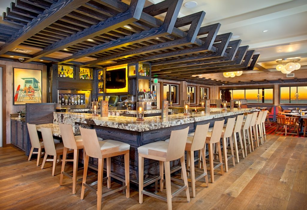 Chandlers restaurant at the Cape Rey Hilton in Carlsbad, California