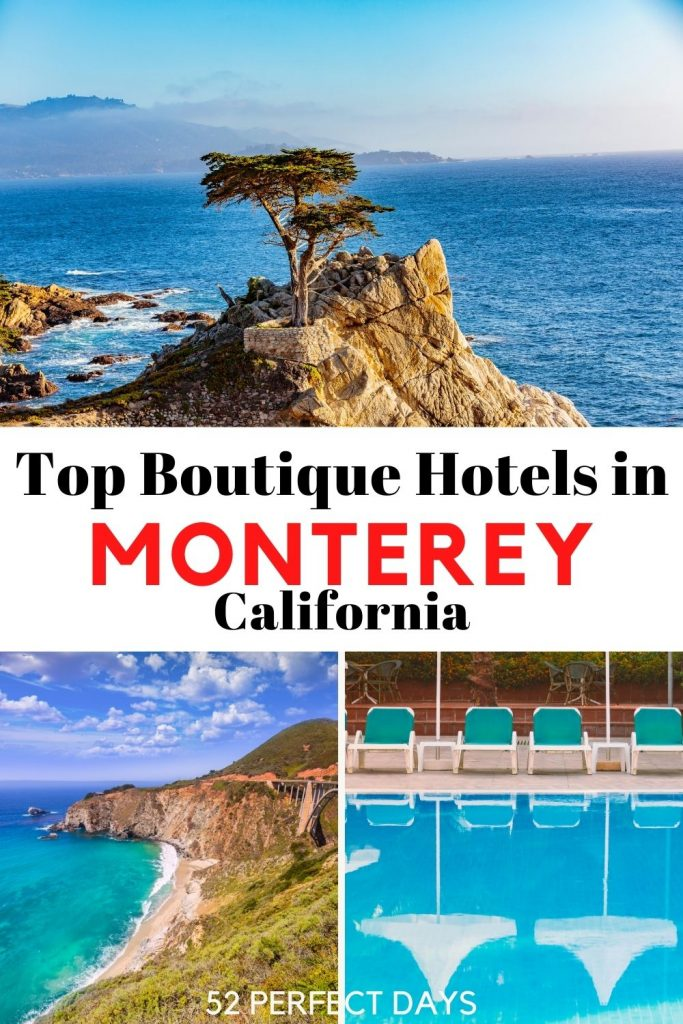 Top Monterey Boutique Hotels. From historic properties to boutique hotels, discover the best places to stay in Monterey, California. beautiful boutique accommodations on the California coast.
