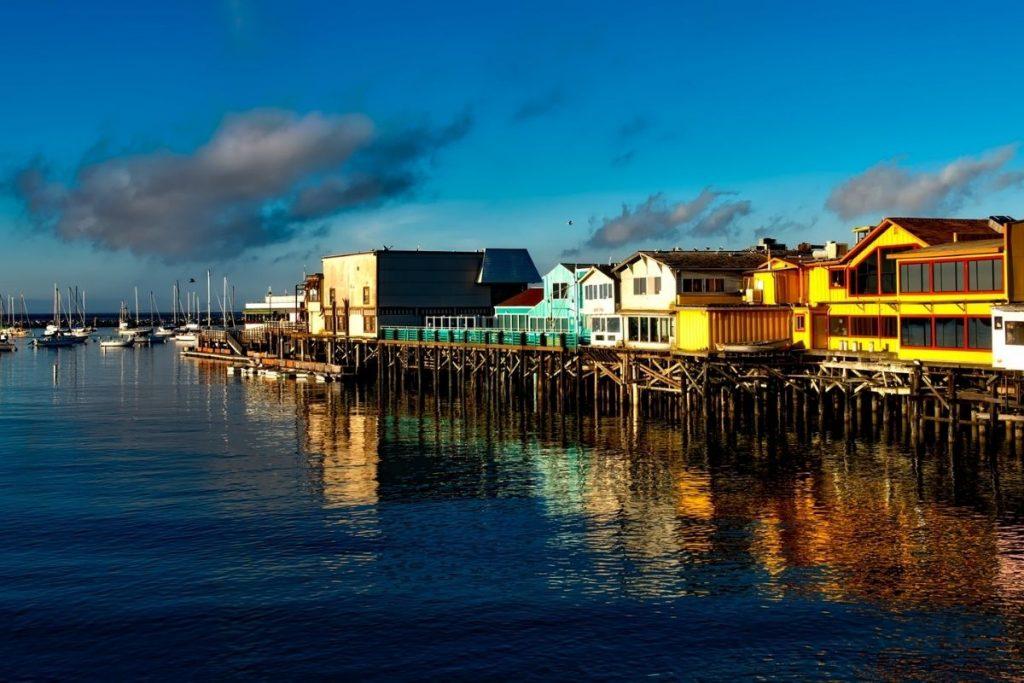 Monterey, California Sunset
