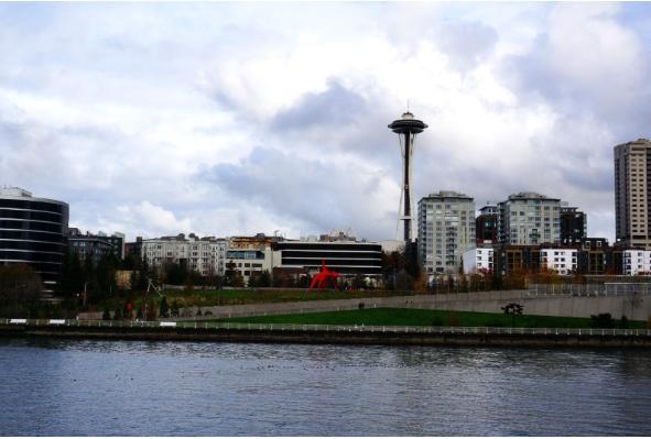Seattle, Space Needle, Harbor Tour