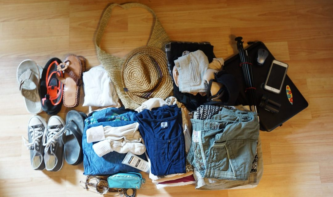 Fathom impact travel cruise packing list for Dominican republic