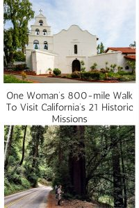 Historic Missions in California