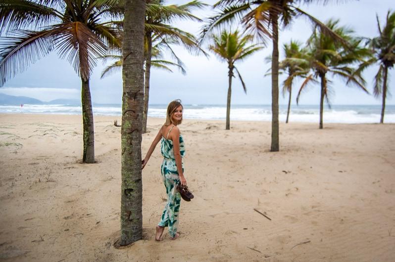 private beach at Hotel Review: The Nam Hai Hoi An, Vietnam