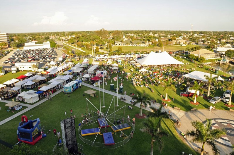 Southern Music Festivals; Marco Island Seafood and Music Festival