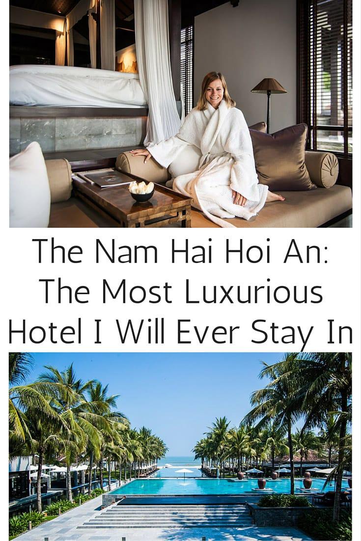 The Nam Hai Hoi An Luxury Hotel in Vietnam