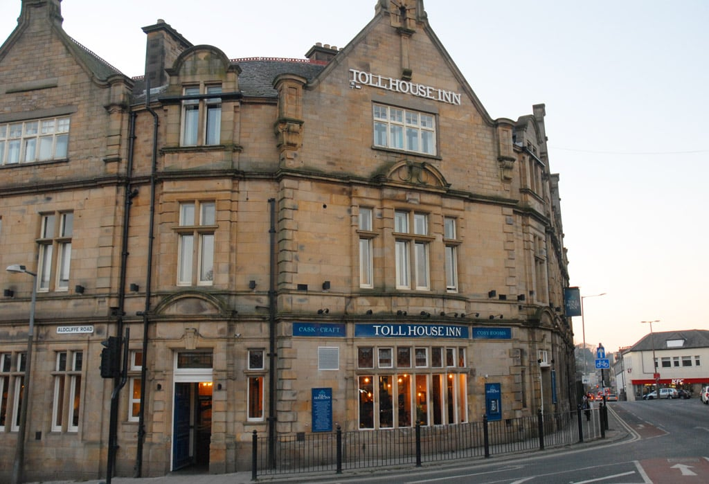 Toll House Inn in Lancaster; Hotels in Northern England