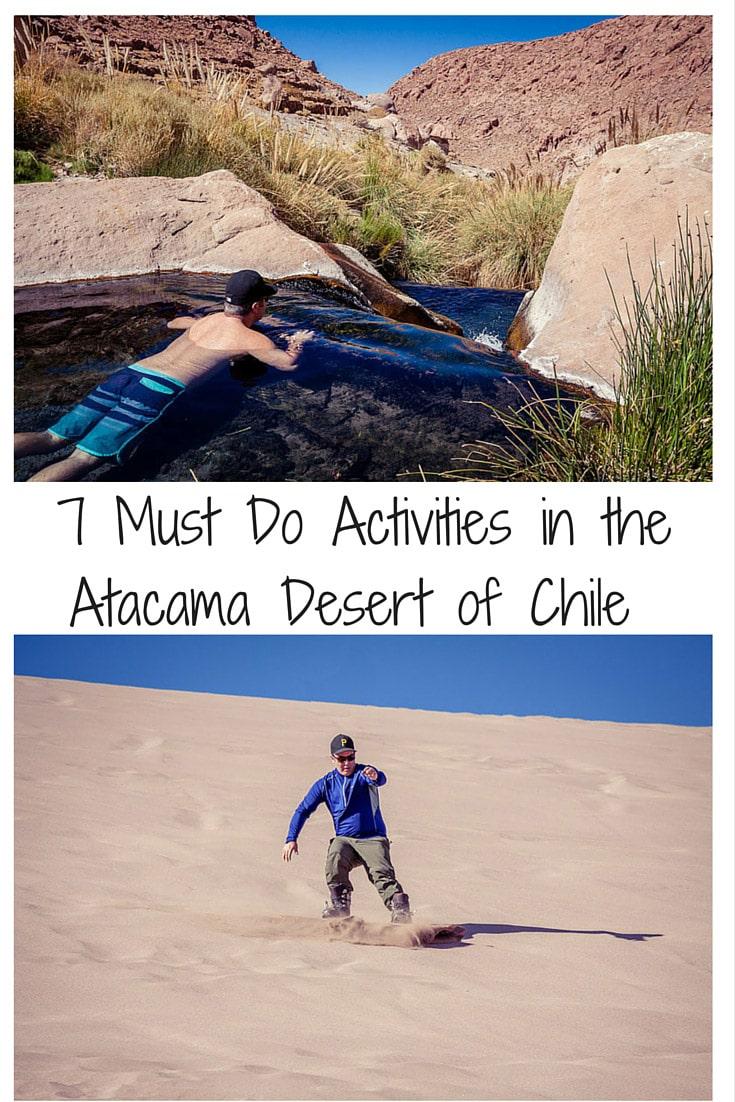 7 Must Do Activities in the Atacama Desert of Chile