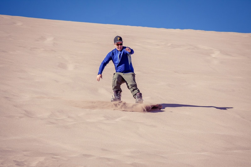 Atacama Desert SandBoarding in Chile