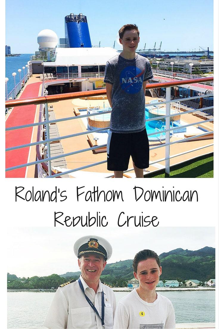 Fathom Dominican Republic Cruise