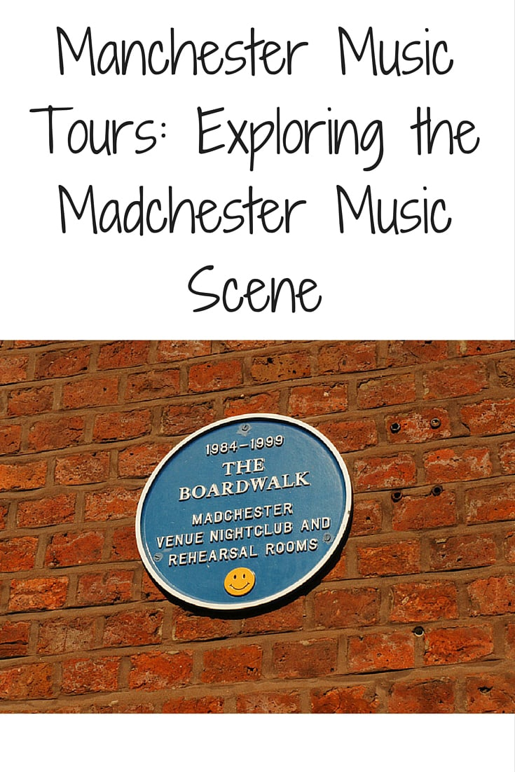 Manchester Music Tours: Exploring the Madchester Music Scene