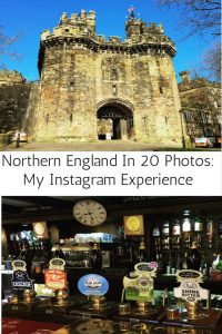 My instagram experience in Northern England