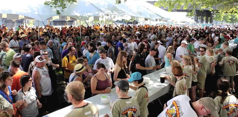 Oregon Brewers Festival 2016