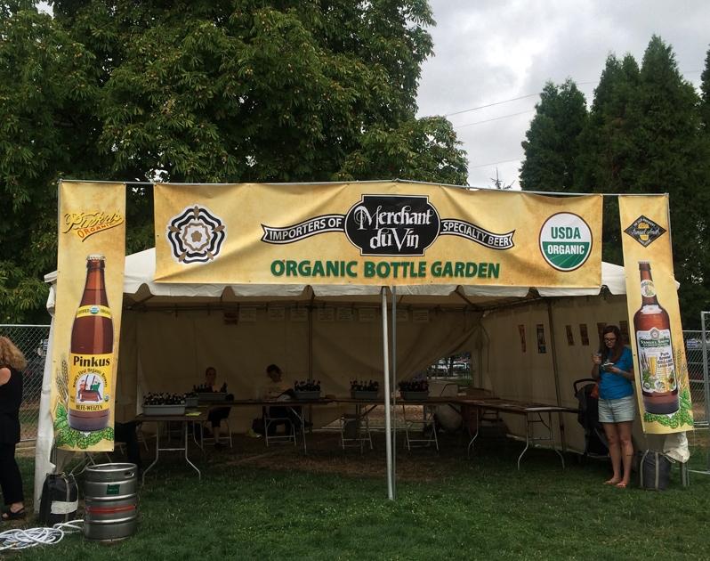 Organic Beer Festival Portland, Oregon 2016