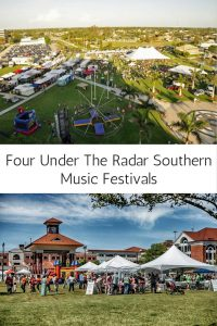 Southern Music Festivals