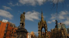 Albert Square is a must visit Manchester England stop