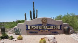 Hacienda del Sol Resort in Tucson, Arizona