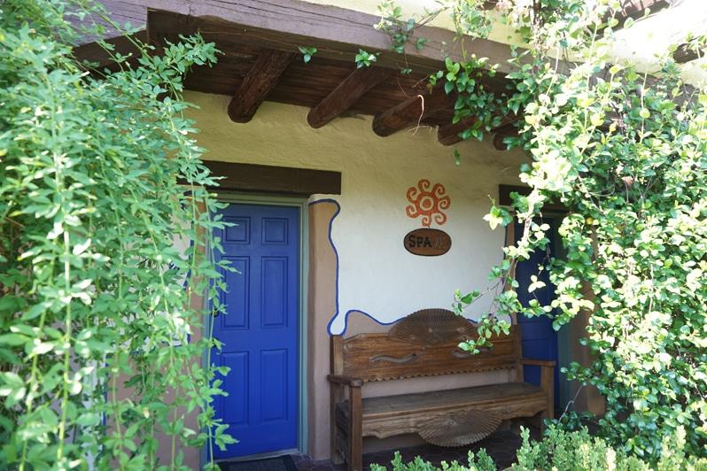 Hacienda del Sol Resort in Tucson, Arizona spa