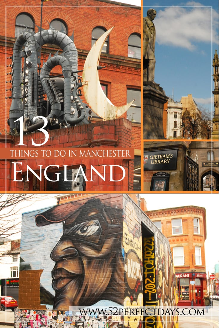 Visit Manchester, England