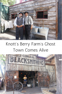 Knott's Berry Farm Ghost Town