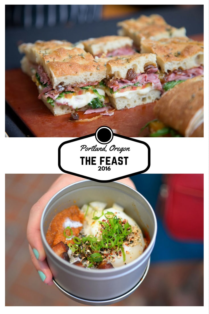 2016 Feast Portland, Oregon