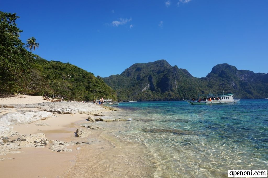 El Nido Philippines Beaches