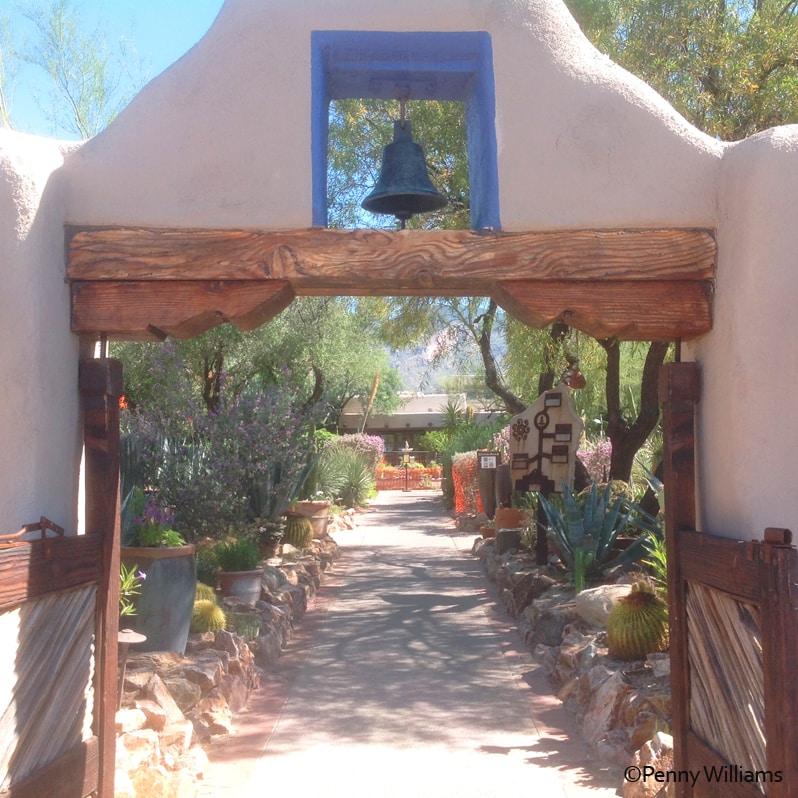Hacienda Del Sol Guest Ranch Resort in tucson, arizona