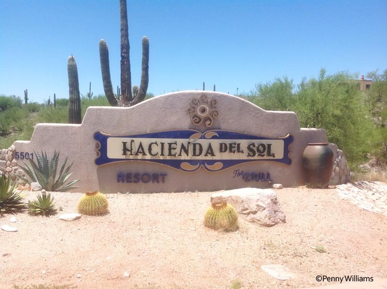 Hacienda del Sol Resort in Tucson, Arizona