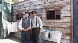 Knott's Berry Farm Ghost Town Alive