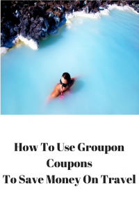 How to use Groupon coupons to save money on travels