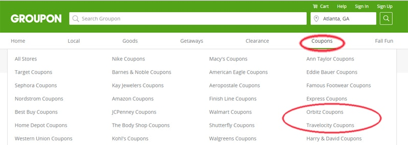 How to Use Groupon Coupons to Save Money on Travel