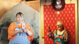 Sabina and dona esthela Queen's of Baja's Culinary Landscape.