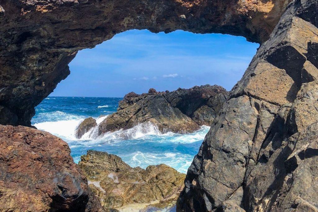 Rocky side of Aruba