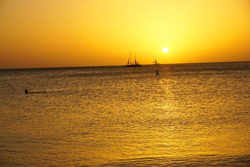 Atardi Restaurant Aruba Marriott Sunset