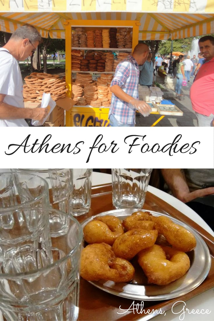 Athens for Foodies tour with Greeking.me